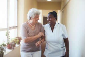 Caregivers in Anchorage